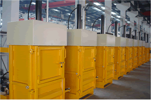 Manual Vertical Balers