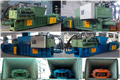 Automatic Palm Fiber Baling Machines
